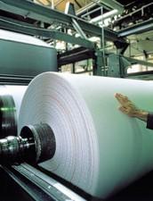 Papier recyclé fabriqué à partir de papier issu de la collecte sélective