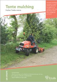 Fiche sur la tonte mulching pour réduire les déchets végétaux