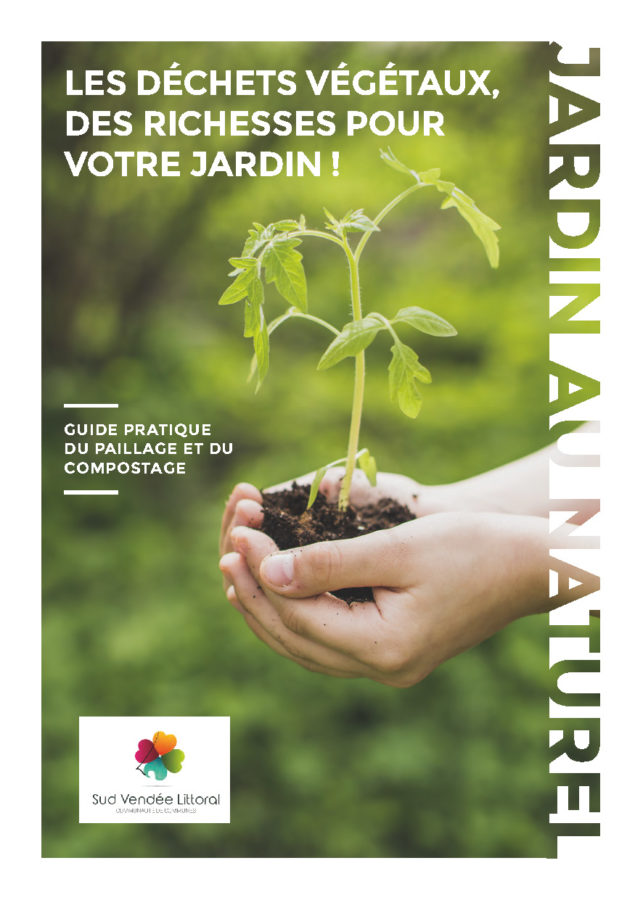 Guide du jardin au naturel Paillage et compostage