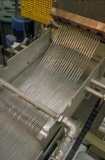Fabrication de fils à partir de plastique PET