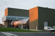 L'usine de traitement mécano-biologique de Trivalandes